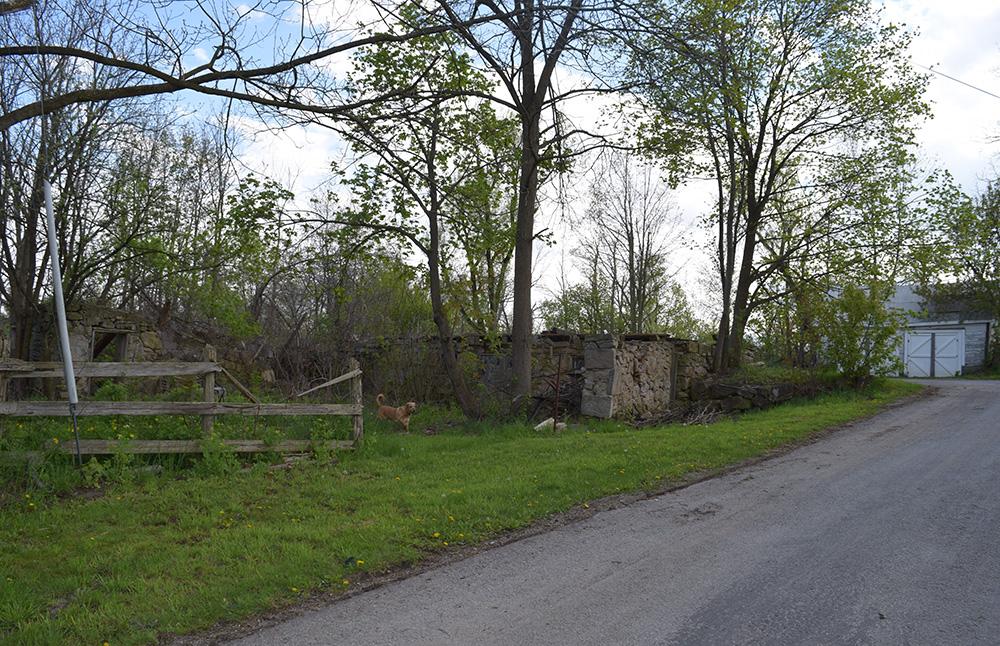 Barn Demolition - Wendover Construction
